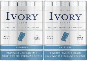 Ivory Soap Reviews